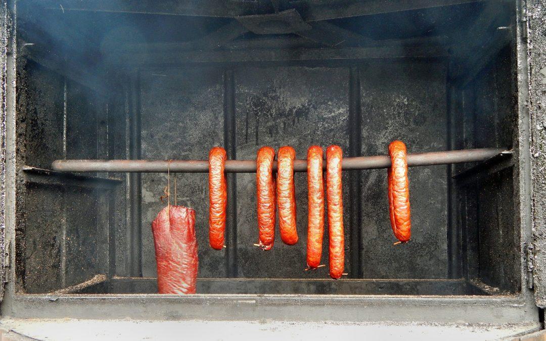 Smoked Beef Sausage
