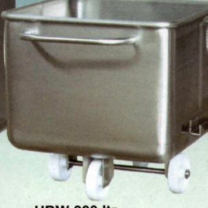Stainless Bins & Loaders